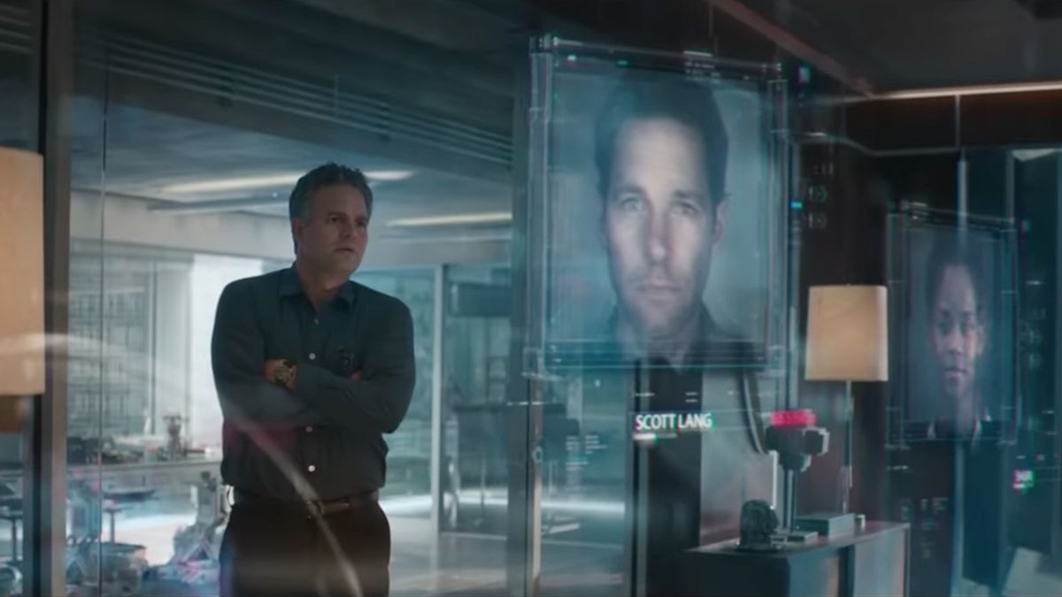 An Ant-Man sized spoiler has been spotted in this new version of the Avengers: Endgame trailer
