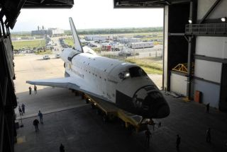 Shuttle Endeavour Moves Closer to August Launch
