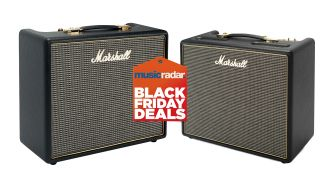 Save a cool $200 on Marshall Origin guitar amps at Musician's Friend
