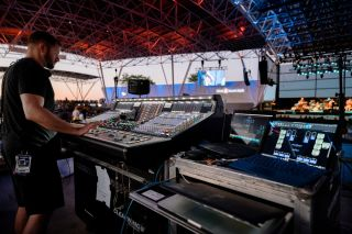 DiGiCo Desks Shine at Milwaukee's Massive Summerfest