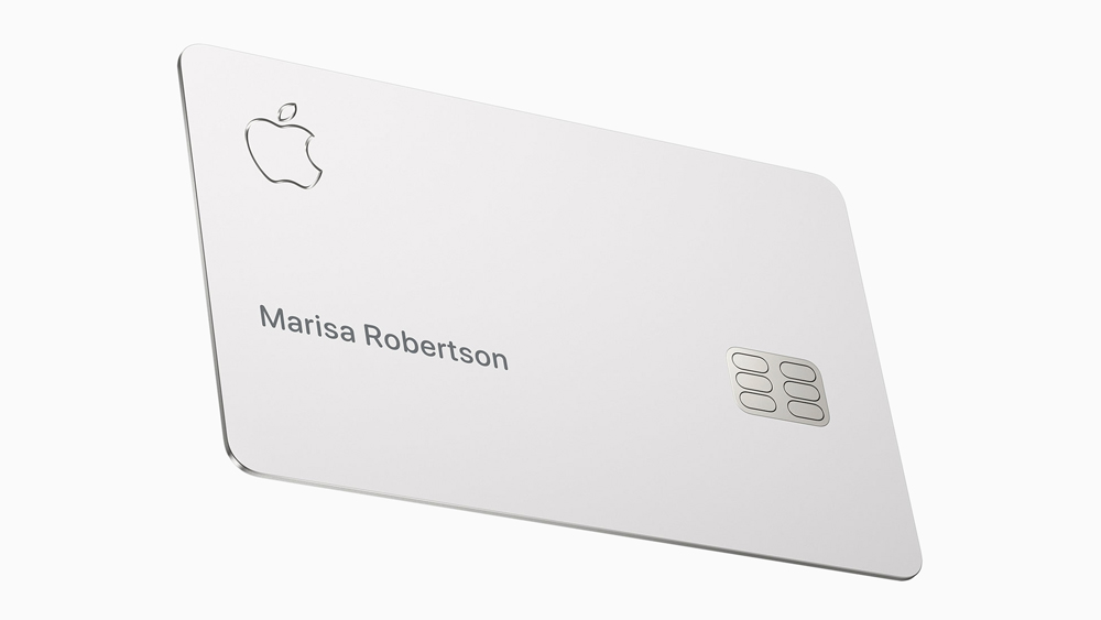 Apple Card: Is this Apple's sleekest design yet?