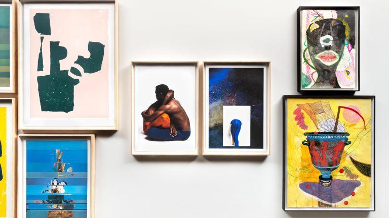 Art Gazette service, curated art pieces, Saatchi Gallery