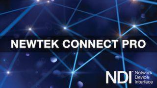NewTek Connect Pro Tool Bridges IP and SDI Workflows