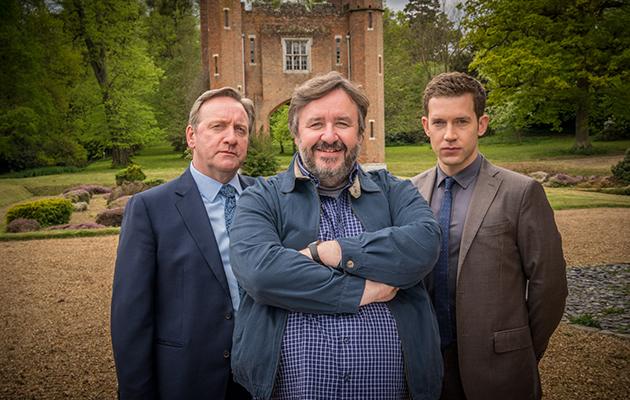 MIDSOMER MURDERS 20 ITV: shows Mark Benton