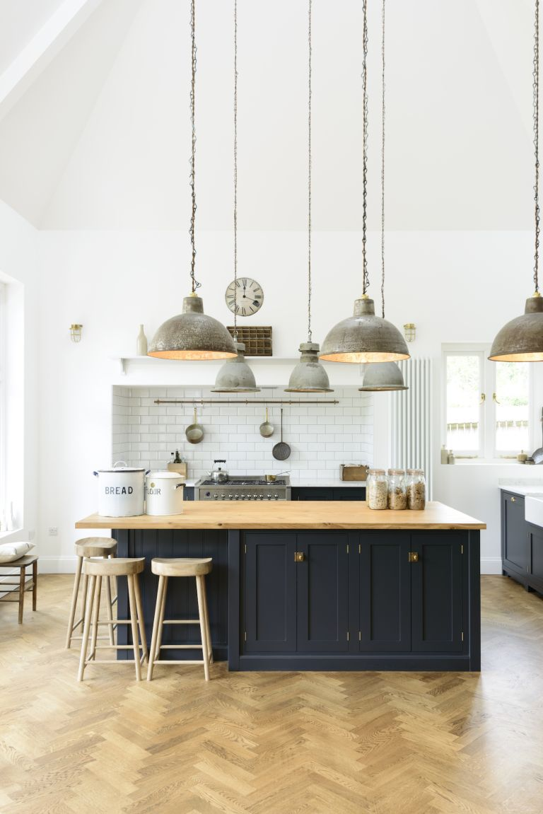 how to design and install a kitchen island