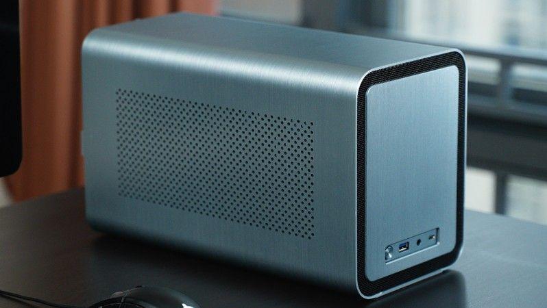 Jonsbo N1 ITX Case Stands Tall