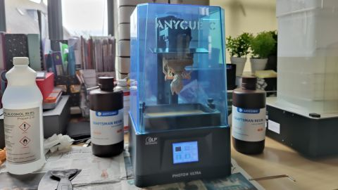 Anycubic Photon Ultra review
