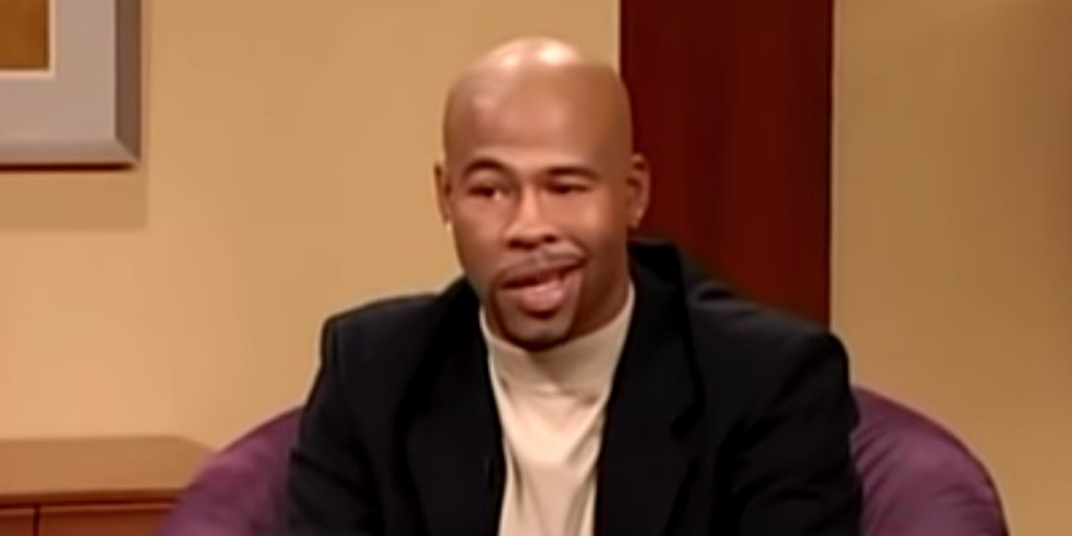 Jordan Peele as Montel Williams on MADtv
