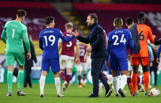 Burnley v Chelsea – Premier League – Turf Moor