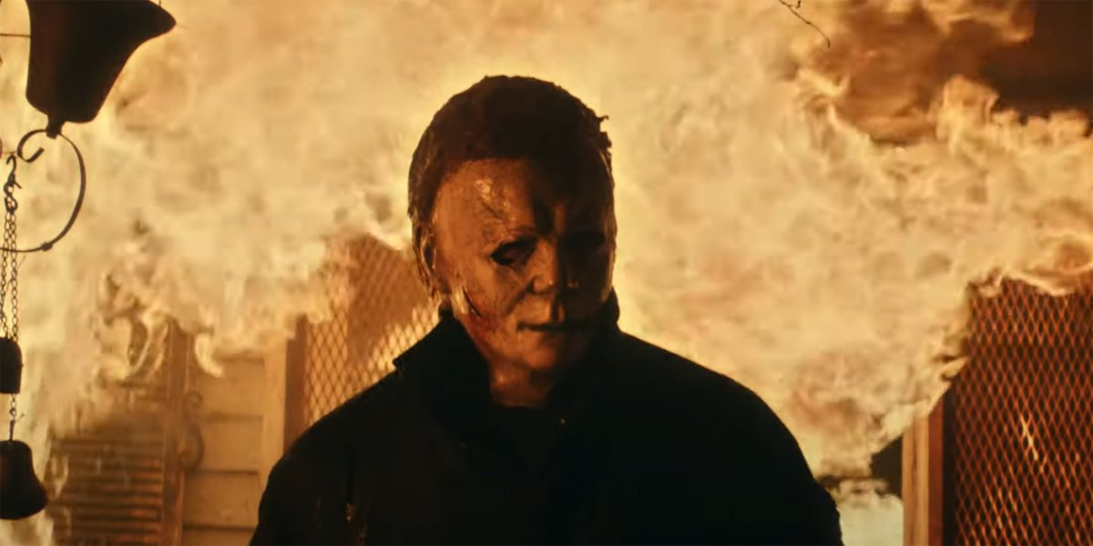 Halloween Kills Trailer Has Michael Myers On An Insane And Bloody Rampage