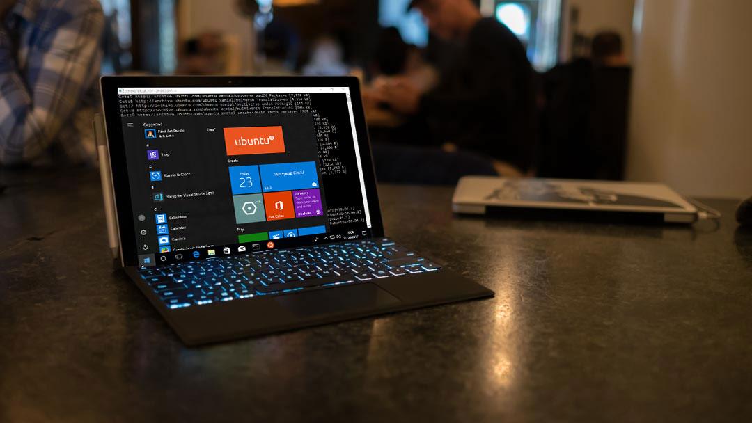 29f5fa484c5 Ubuntu 18.04 LTS is now on Windows 10's Microsoft Store | TechRadar
