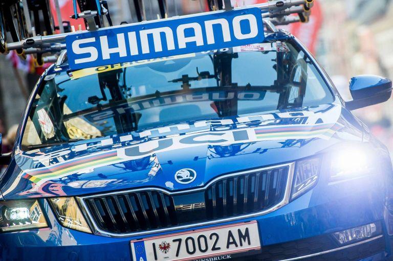 Shimano neutral service