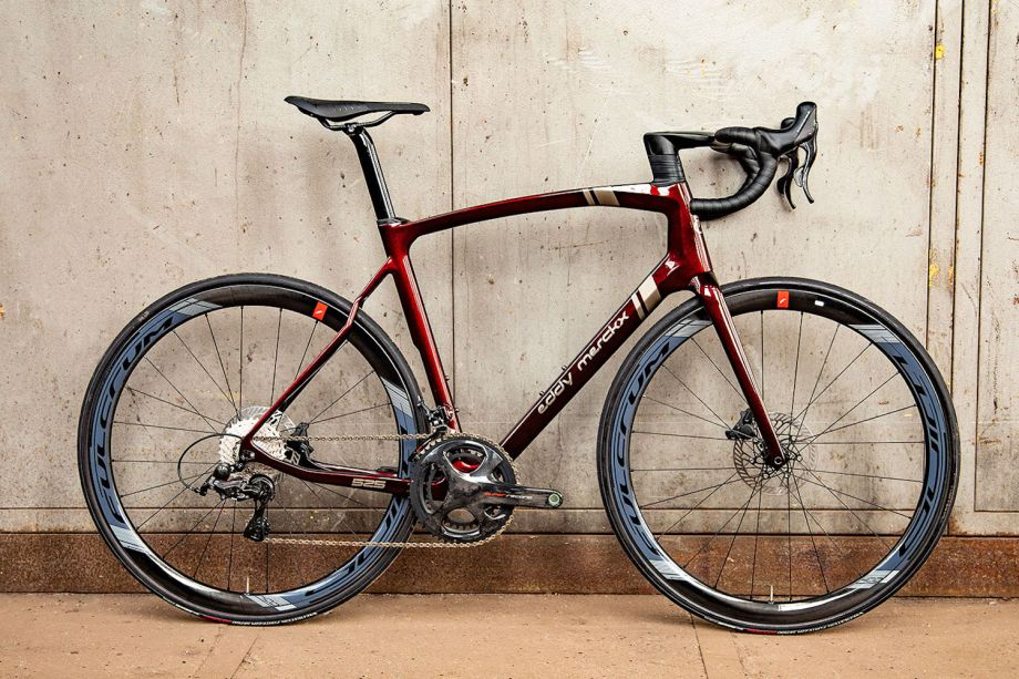 Eddy Merckx 525 launched at Eurobike