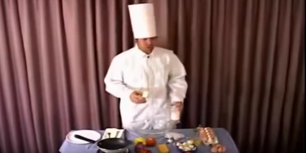 Even Dave England knows the vomelet is a bad idea
