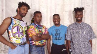 Living Colour circa 1988
