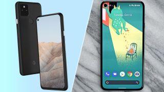 Google Pixel 5a vs. Pixel 5