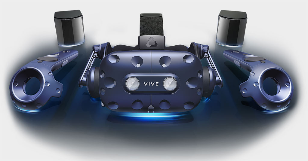 Full HTC Vive kit with upgraded base stations is now