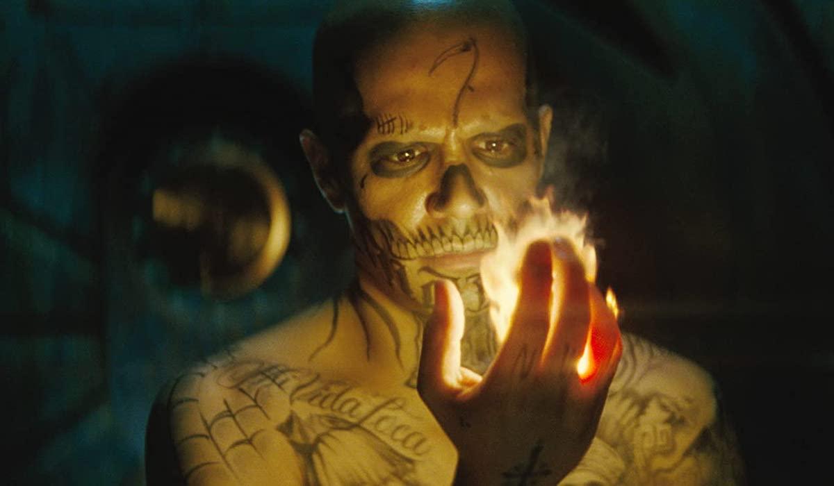 Jay Hernandez as Diablo in Suicide Squad