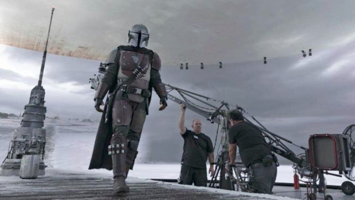 The Batman is being filmed with The Mandalorian's VFX tech