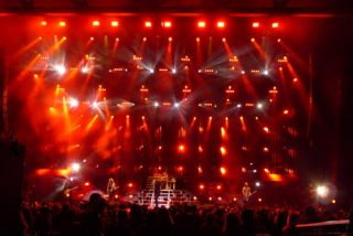 Martin MAC Rig for Def Leppard Tour