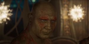 Marvel Star Dave Bautista Has Straight-Up Response For Why He Isn't Voicing Drax In Disney+'s What If...?