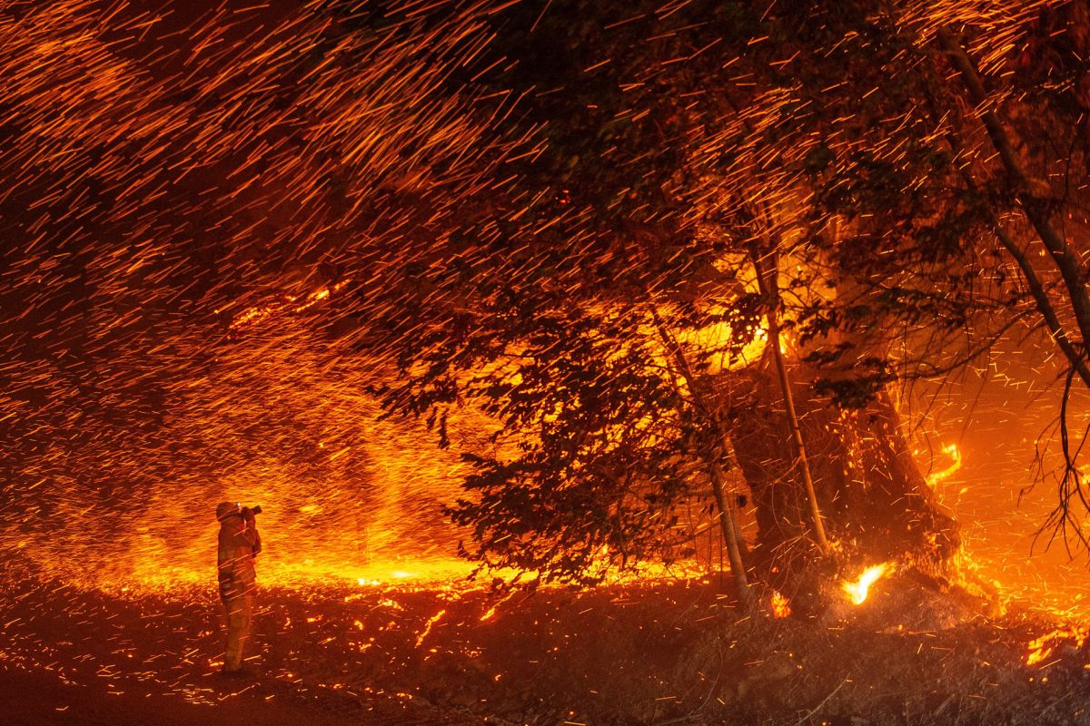 California Wildfires Signal the Arrival of a Planetary Fire Age