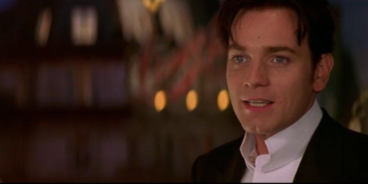 Ewan McGregor in Moulin Rouge
