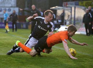 Dundee v Dundee United – Ladbrokes Scottish Premiership – Dens Park