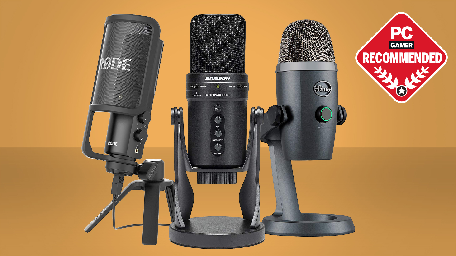 The best microphone