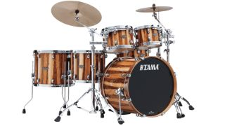 Two of the most popular drum shell woods combine for the return of the Starclassic Performer!
