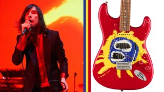 Fender Screamadelic 30th Anniversary Stratocaster