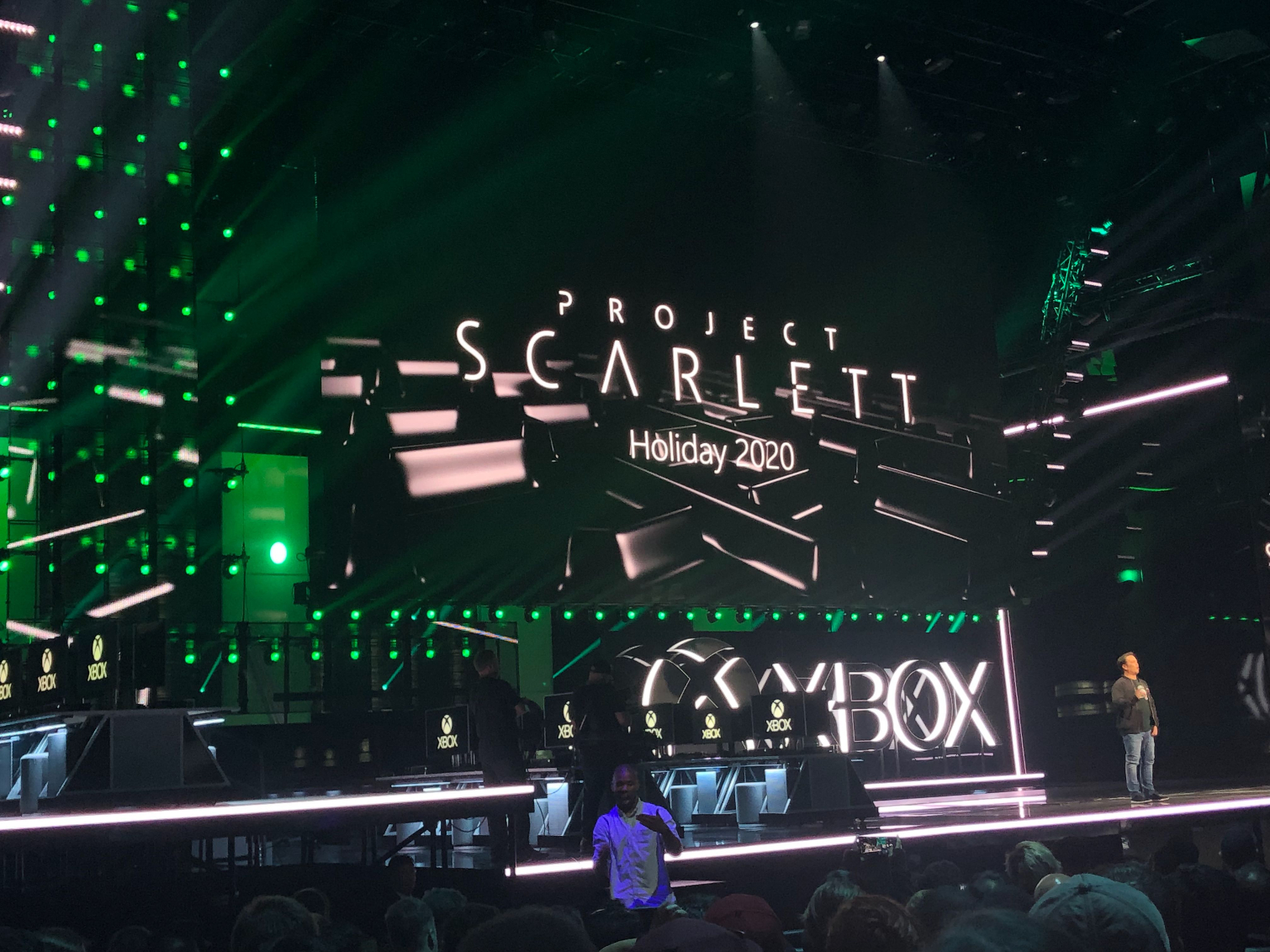 Xbox Project Scarlett: Specs, Features and More | Tom's Guide
