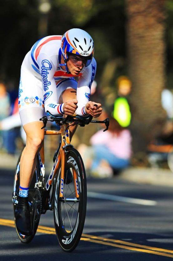 David Millar Tour of California 2008