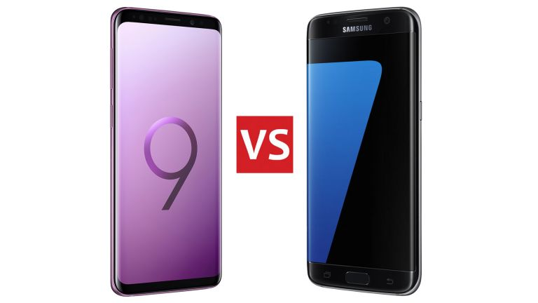 compare samsung galaxy s7 edge s9 plus