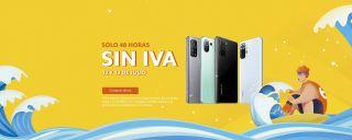 Días sin IVA de Xiaomi