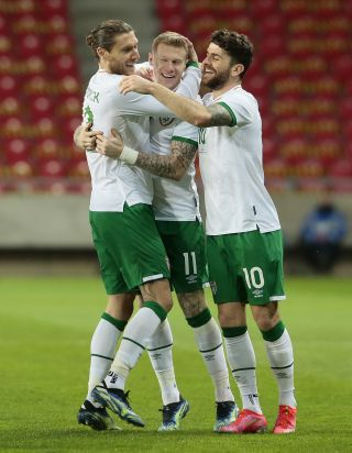 Qatar v Republic of Ireland – International Friendly – Nagyerdei Stadion
