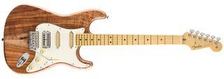 Fender releases the opulent Flame Koa Top Stratocaster | MusicRadar