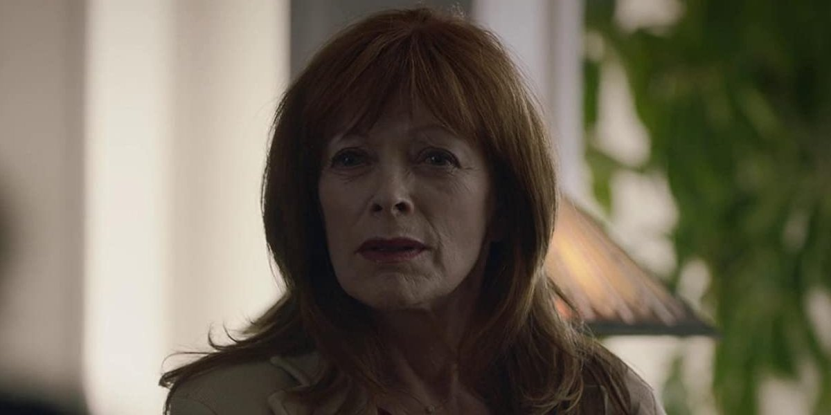 Frances Fisher on Watchmen