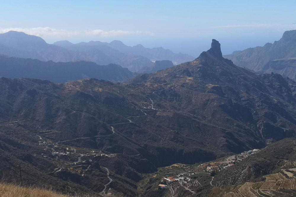 Cycling in Gran Canaria. Image: Michelle Arthurs-Brennan