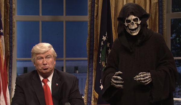 Saturday Night Live Donald Trump Steve Bannon