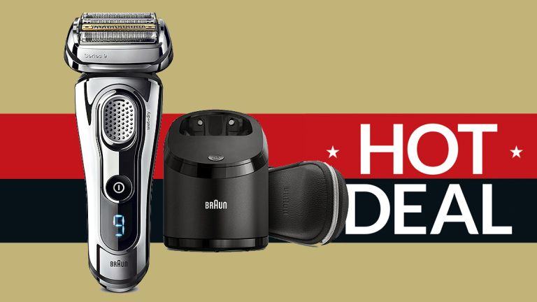 Braun shaver deals