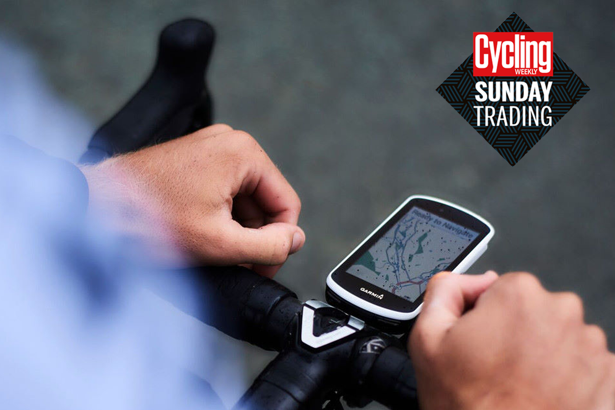 Sunday trading: Save £200 on a Garmin Edge 1030 - Cycling Weekly