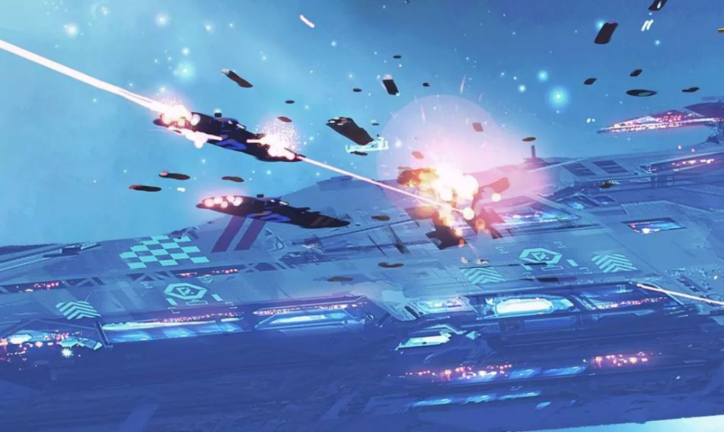 Gearbox's Homeworld 3 crowdfunding campaign passes $1 million | PC Gamer
