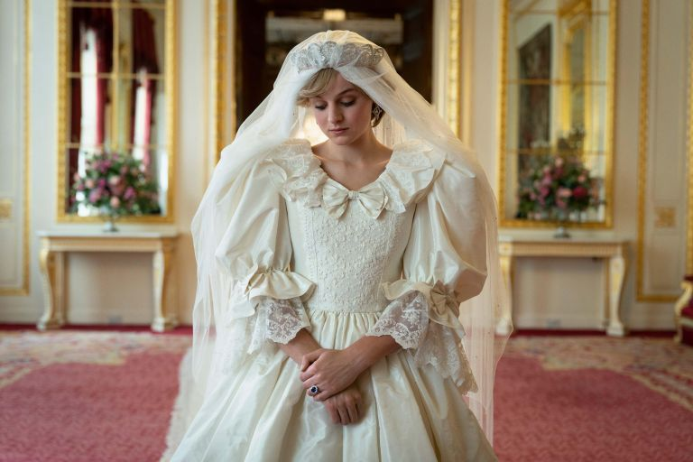 The Crown (TV series), season 4: Emma Corrin as Diana, Princess of Wales
