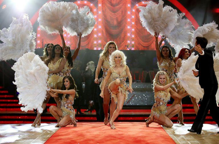 strictly come dancing fourth contestant confirmed saffron barker