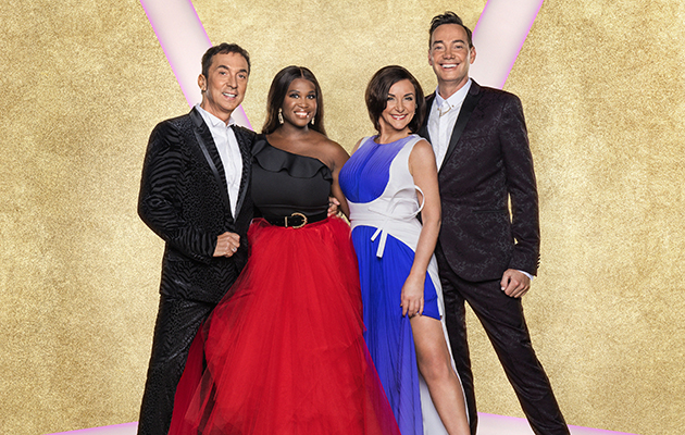 Strictly Come Dancing 2019 - Judges Group