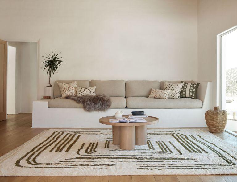 Lulu & Georgia rug collaboration with Èlan Byrd