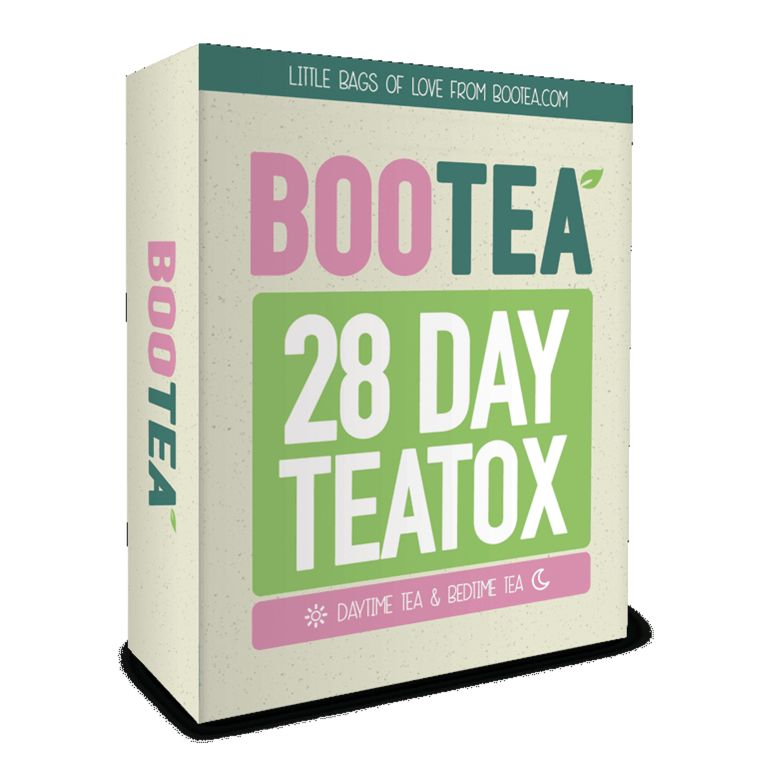 Bootea 28 Day Teatox, £34.99