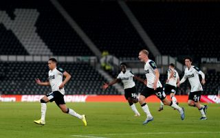 Derby County v Salford City – Carabao Cup – First Round – Prde Park