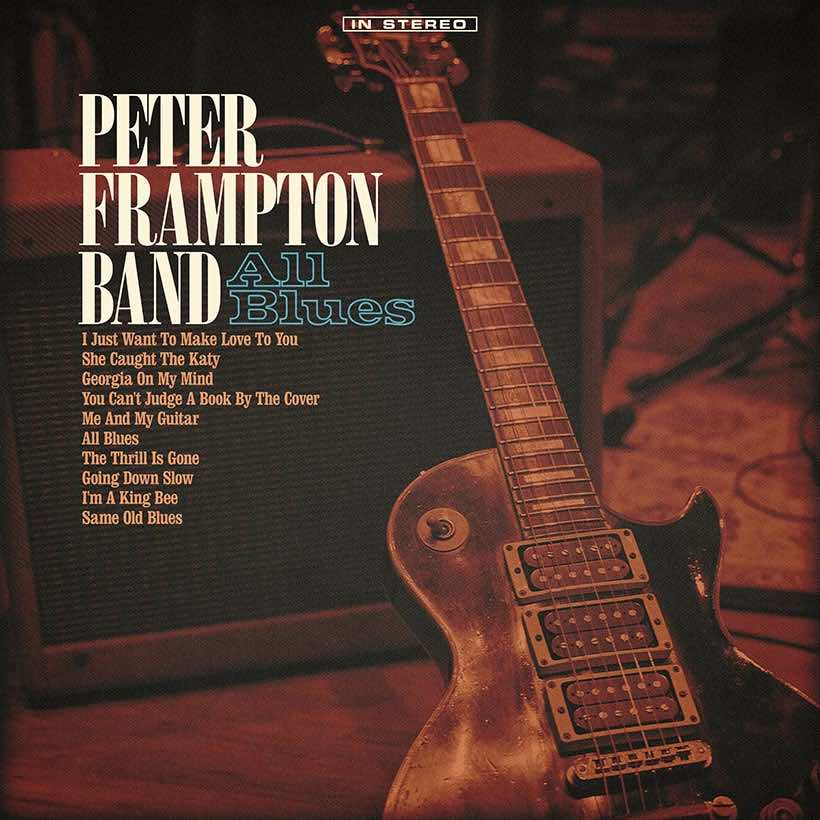 Peter Frampton Announces New Covers Album, 'All Blues'